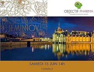 Affiche Seminnov à Chantilly