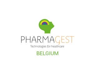 Logo Pharmagest Belgium