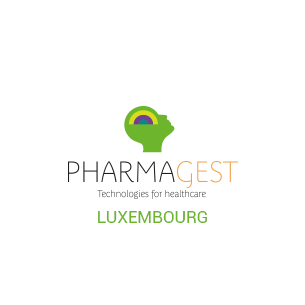 Logo Pharmagest Luxembourg
