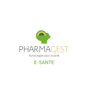 Logo Pharmagest Divison e-Santé