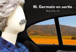 Monsieur Germain en sortie