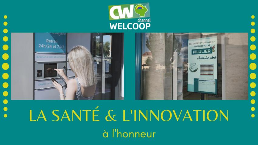 Visuel blog Welcoop Channel la santé et l'innovation