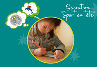 """Vignette opération """"Sport en tête"""""""